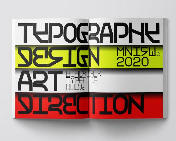 10 Typographic Layouts