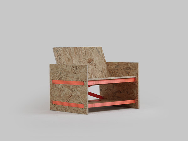 Temp Chair by Joo Hoyoung