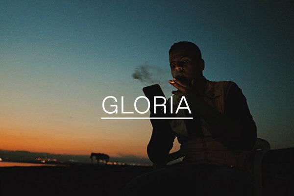 Gloria, identity for production company in LA.