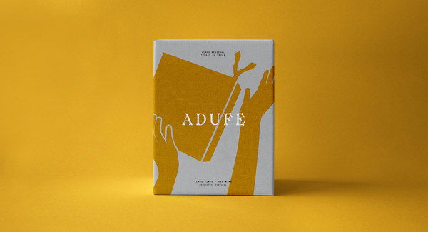 Adufe by 327 Creative Studio