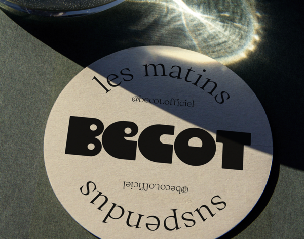 Bécot by Brand Brothers