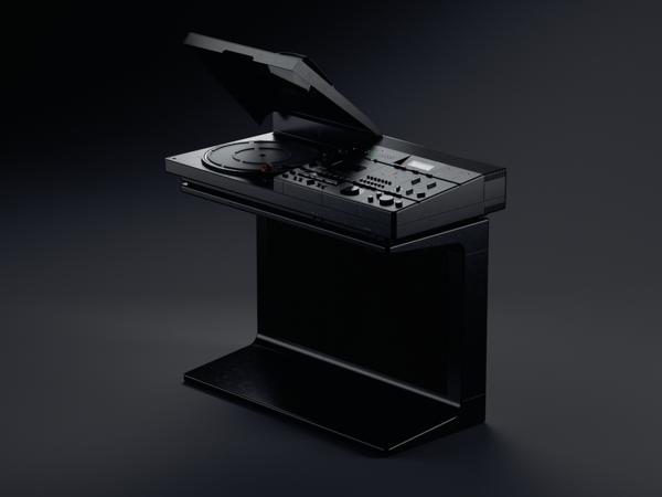 3D Render: Wega Concept 51K