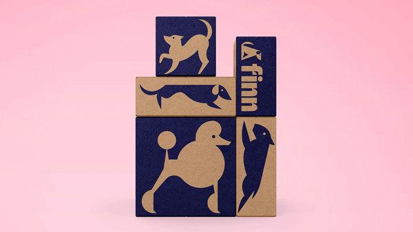 Finn: A pet wellness brand.