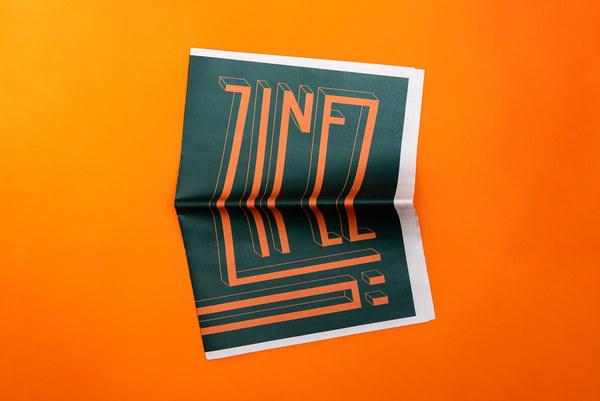 A design themed zine: ZINEZÖ