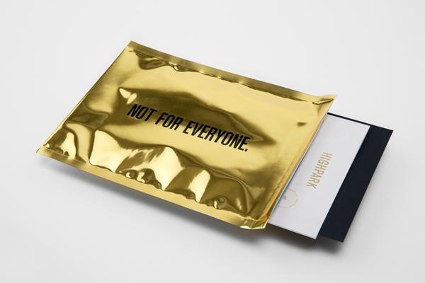 Metallic Foil Packaging
