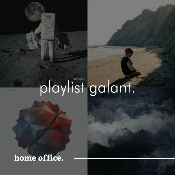 Galant Playlist - Home Office